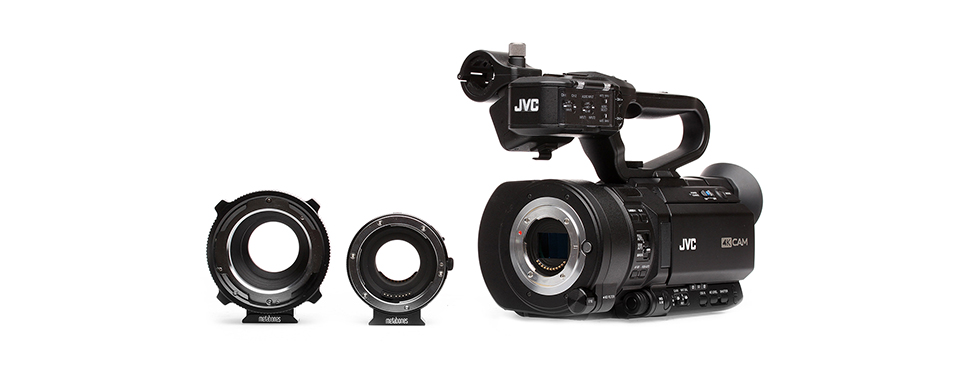 Review JVC GY-LS300