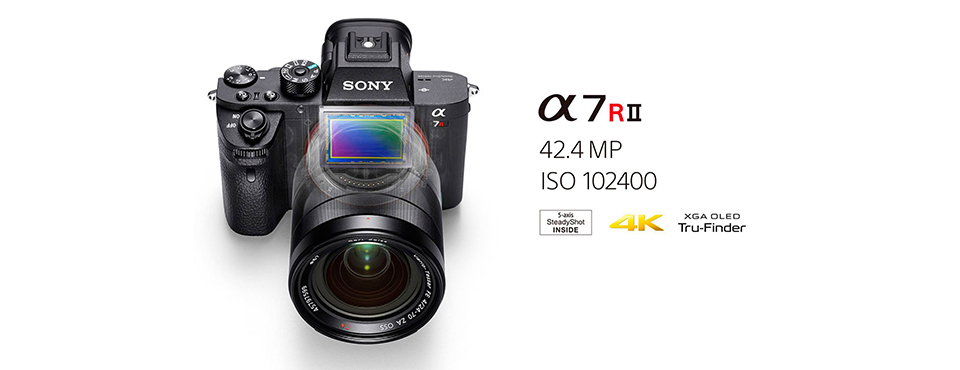 Review Sony A7RII