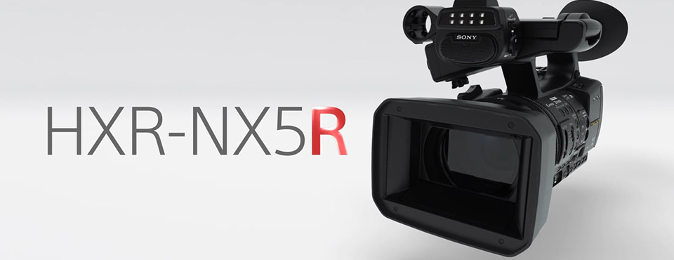 Review Sony NX5R