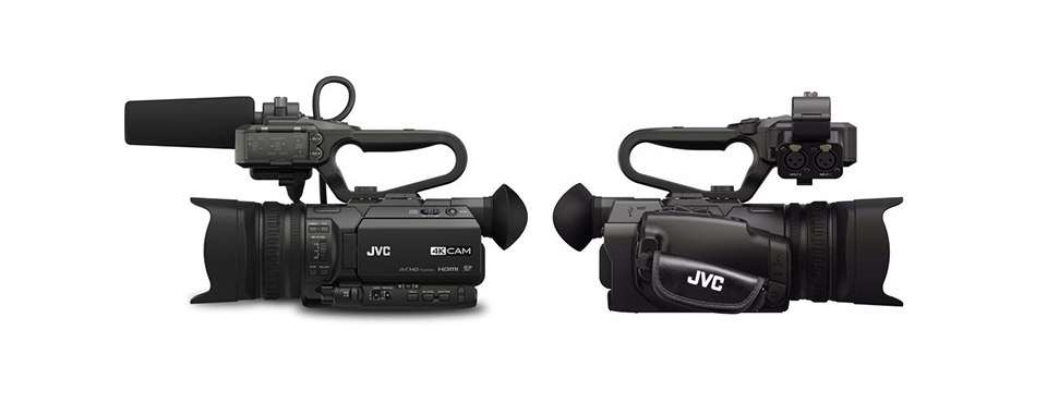 Review JVC GY-HM200